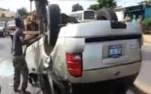 Accident sur la route de Mbour : 1 mort et 4 blessés dans un état grave