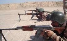 Offensive de l'armée irakienne pour reprendre le contrôle de la province d'Anbar