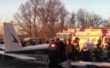 Froid sur New York : un avion atterrit d'urgence en plein Bronx