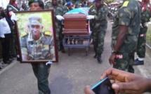 RDC: le colonel Mamadou Ndala sera inhumé ce lundi à Kinshasa