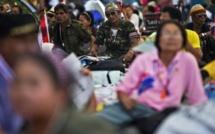 Thaïlande: de nouvelles violences font plusieurs blessés à Bangkok