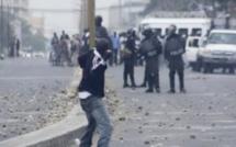 Les Etudiants perturbent le trafic aux alentours de la corniche Ouest