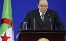 Algérie: Bouteflika fixe l'élection présidentielle au 17 avril prochain