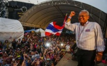 Thaïlande : l'opposition lance une offensive judiciaire contre le gouvernement