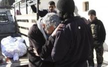 Syrie: l'arme «barbare» du baril d'explosifs employé à grande échelle par le régime