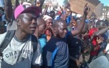 fronde des marchands ambulants contre le maire de Dakar