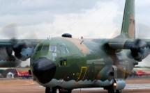 Crash d'un avion militaire en Algérie