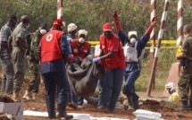 RCA: ouverture de la fosse commune découverte à Bangui