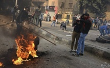 Egypte: trois manifestants tués