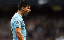 Man City : Pellegrini prévient le Real et le Barça pour Agüero