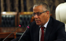 Libye: Ali Zeidan démis de ses fonctions