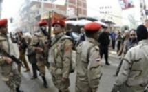 Attaque contre l'armée au Caire