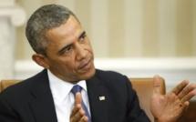 Interpellé sur l'immigration, Barack Obama botte en touche