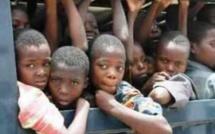 Trafic d'enfants : un camion contenant 22 mineurs intercepté au Sénégal