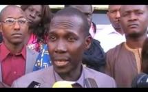 En rage, les ex-agents de l'AJEB, ANEJ, FNPJ et ANAMA réclament leurs arriérés  de salaire