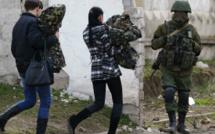 L'Ukraine prépare son retrait de Crimée