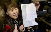 Malaysia Airlines: des proches expulsés d'une conférence de presse