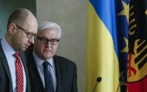 Ukraine: l'Allemagne dénonce une «tentative de scinder l'Europe»