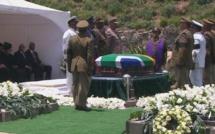 Afrique du Sud: fin de deuil pour la famille de Nelson Mandela