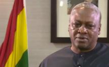 Mahama élu président de la CEDEAO