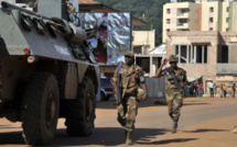 RCA: le Tchad retire ses troupes
