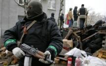 Ukraine: «opération antiterroriste» à Slaviansk