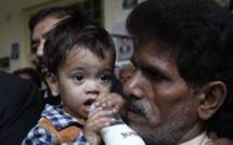 Pakistan: non-lieu pour un bébé accusé de tentative de meurtre