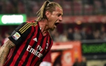 Milan garde l'Europe en vue