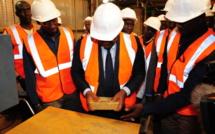 Macky Sall : l'immersion dans les mines d'or de Sabodala