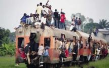 Déraillement d'un train en RDC: la vétusté du réseau mise en cause
