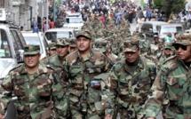 En Bolivie, l'armée en grève pour sa «décolonisation»