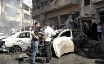 Syrie: une soixantaine de morts dans des attaques à Homs et à Damas