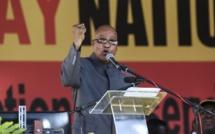 Le 1er mai sud-africain transformé en meeting pro-ANC