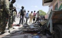 Somalie: attentat meurtrier des shebabs à Mogadiscio