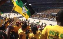 Elections en Afrique du Sud: dernier meeting pour Jacob Zuma