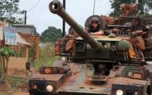 Centrafrique: attaque d'un détachement français, des rebelles tués