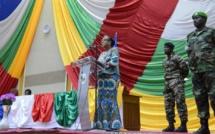 Centrafrique: cent jours de transition, bilan amer