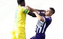 Nantes : La Commission de discipline de la Lfp met fin à la saison de Papy Djilobodji