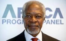 Kofi Annan : Le pillage des forêts et des océans freine la progression de l'Afrique