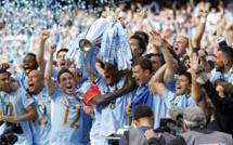 Premier League : Man City sacré champion d'Angleterre