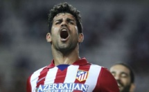 Chelsea : accord avec l'Atlético Madrid pour Diego Costa !