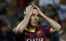 Messi demande pardon aux supporters