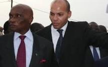 Que mijote Me Wade? A Dakar depuis un mois sans voir Karim Wade à Rebeuss