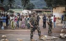 RCA: les manifestations contre le pouvoir dégénèrent à Bangui