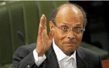 Tunisie: Marzouki attaqué en diffamation