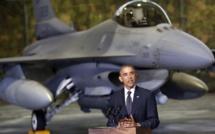 Obama annonce un renforcement des moyens militaires en Europe de l'Est