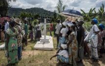 RCA: obsèques de l'abbé mort dans la tuerie de Notre-Dame de Fatima