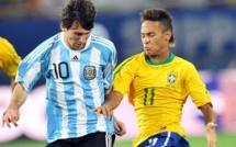 Argentine : Messi veut retrouver Neymar en Finale