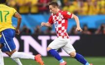 Mondial 2014- Croatie : Modric à l'hôpital