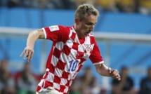 CDM 2014- Croatie : Modric apte pour le Cameroun et le Mexique?